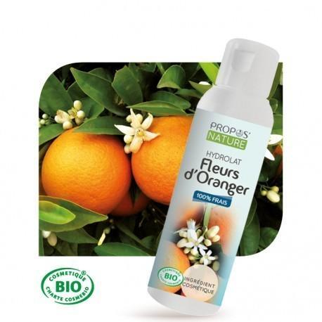 Hydrolat de Fleur d' Oranger BIO 100 ml