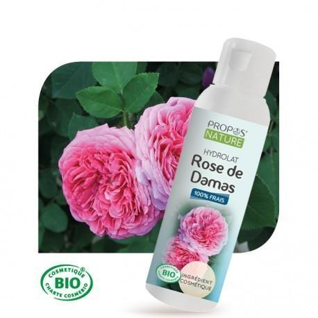 Hydrolat de Rose BIO 100 ml