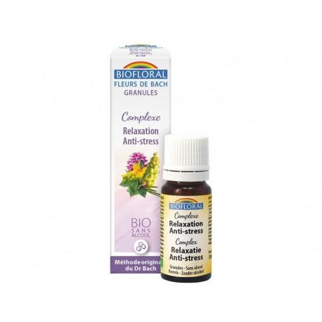 RELAXATION ANTI-STRESS Complexe Sans Alcool Granules
