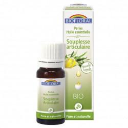 Complexe Souplesse Articulaire. Perle d' huiles essentielles Bio 20 ml