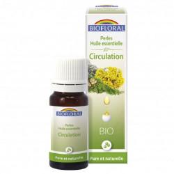 Complexe Circulation. Perle d' huiles essentielles Bio 20 ml