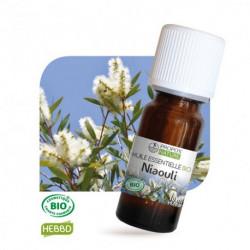 Niaouli , huile essentielle bio, flacon de 10ml