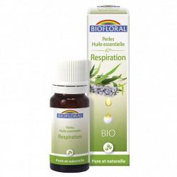 Complexe Respiration. Perle d' huiles essentielles Bio 20 ml