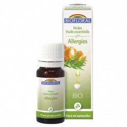 Complexe Allergies. Perle d' huiles essentielles Bio 20 ml