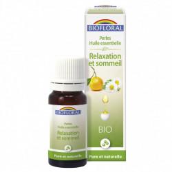 Complexe Relaxation et Sommeil. Perle d'huiles essentielles Bio 20 ml